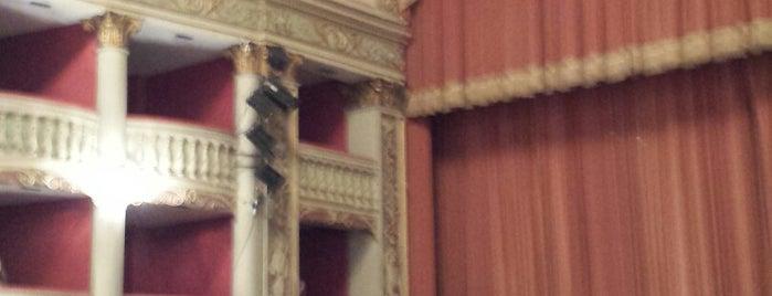 Teatro Metastasio is one of Posti che sono piaciuti a Eleonora.