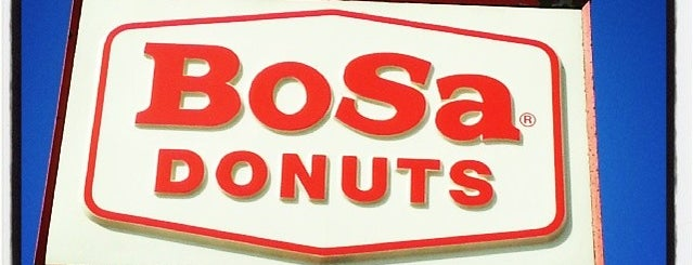 BoSa Donuts is one of Kevin 님이 좋아한 장소.
