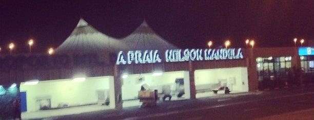 Praia International Airport (RAI) is one of Airports (around the world).