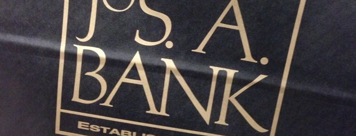 JoS. A. Bank is one of NYC.