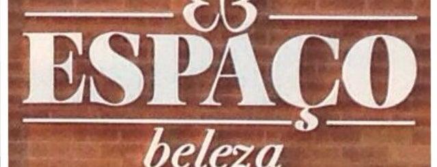 Espaço Beleza is one of Tempat yang Disukai Luciana.