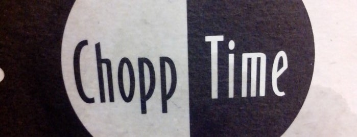 Chopp Time is one of Orte, die Catarina gefallen.