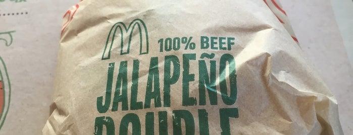 McDonald's is one of Posti che sono piaciuti a Xuela.