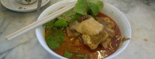 Restoran Woh Heng is one of Ipoh.