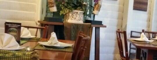 Cafe De Laos is one of Amazing Bangkok food.