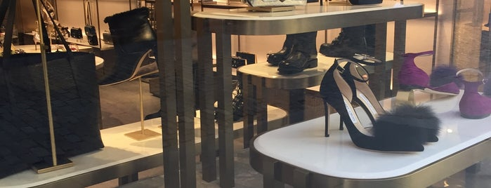 Jimmy Choo is one of New York Places.