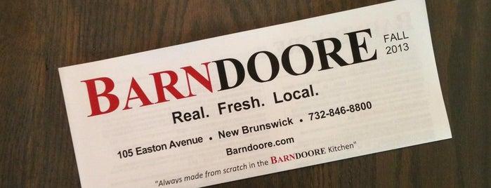 Barndoore is one of #NBLOVESuberX.