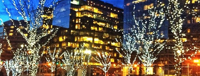 CityCenter DC is one of Washington DC.