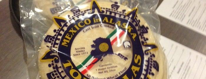 Mexico in Alaska is one of Alaska Eats.