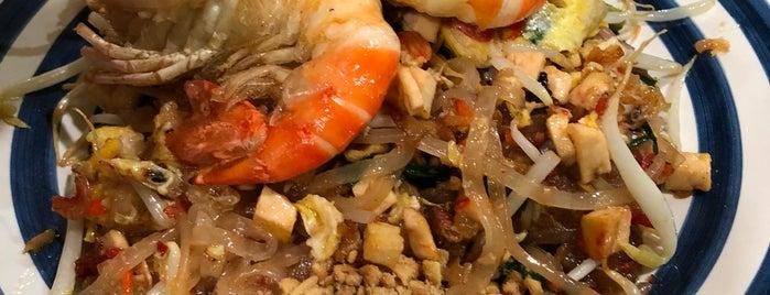 ผัดไทยใบตอง เจ๊ตา is one of BKK_Noodle House_1.