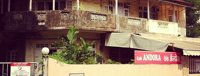 Café andre is one of Mumbai #4sqCities.