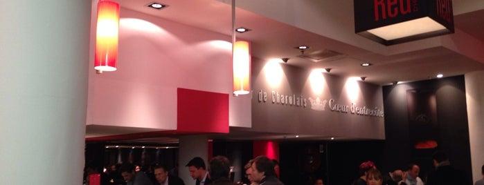 Red d'Hippo is one of Les endroits où manger et boire dans Courbevoie.
