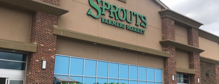 Sprouts Farmers Market is one of Tempat yang Disimpan Bella.