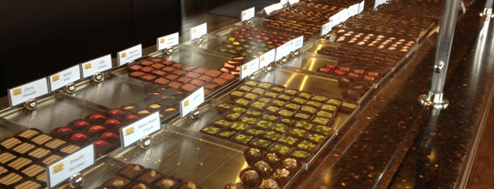 The World of Chocolate Museum is one of Locais salvos de barbee.