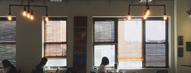 Brooklyn Works at 159 is one of Silicon Alley, NYC.