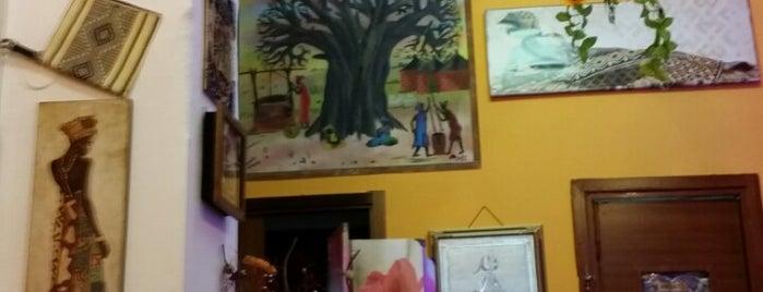Ristorante Baobab is one of Milan food notebook.