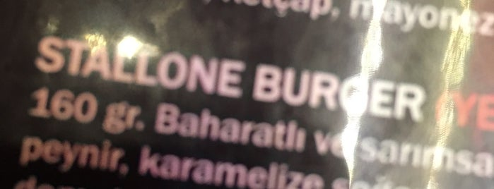 Balboa Burger is one of Anadolu Yakasi.