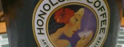 Honolulu Coffee is one of Tokyo: eat & drink.