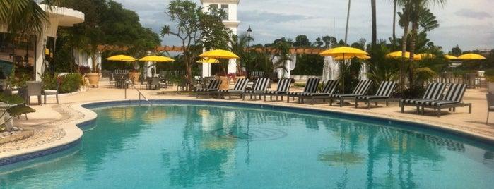 NH Hotel El Rancho is one of PaP.