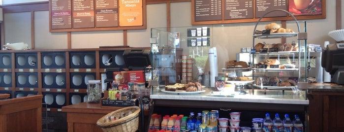 Peet's Coffee & Tea is one of California.