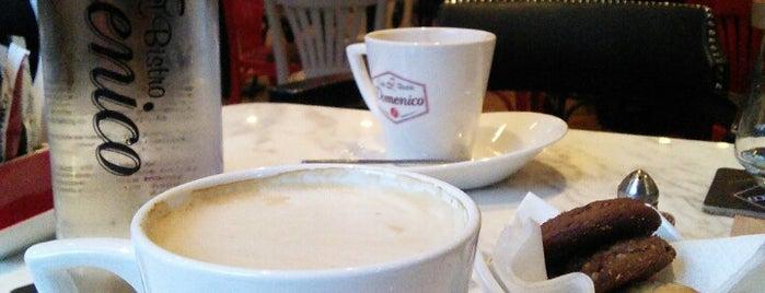 Domenico Café Bistro is one of Eugenia: сохраненные места.