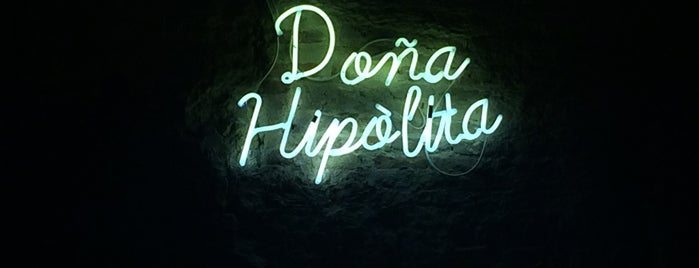 Cafe Doña Hipolita is one of Jose Mªさんのお気に入りスポット.