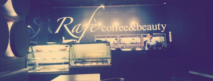 Rafe Coffee & Beauty is one of Tempat yang Disukai Mihaylo.