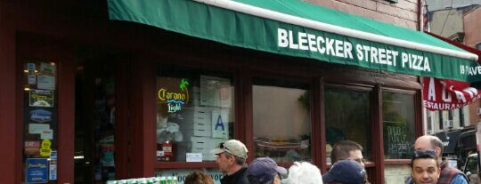 Bleecker Street Pizza is one of Places we love around Kettle (NYC).