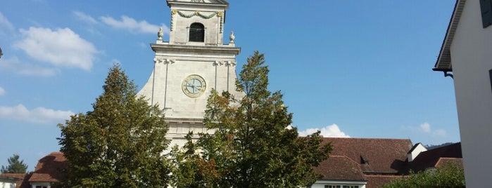 Kloster Mariastein is one of Posti che sono piaciuti a Mirna.