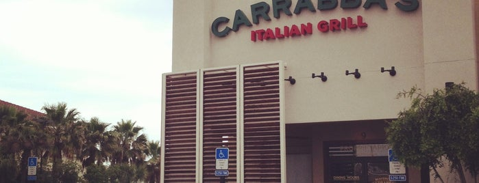 Carrabba's Italian Grill is one of Tempat yang Disukai Sara Grace.