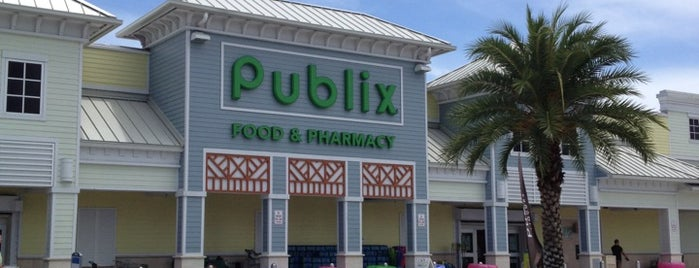 Publix is one of Patrick 님이 좋아한 장소.