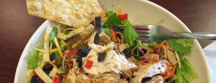 Crispers Fresh Salads, Soups and Sandwiches is one of Tally spots.