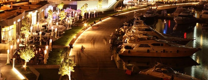 Zaitunay Bay is one of Beirut City Places.