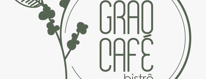 Grão Café is one of สถานที่ที่ Marco ถูกใจ.