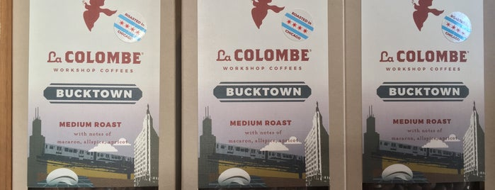 La Colombe Coffee Roasters is one of Coffee Shops for Work.