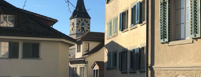 Migrolino is one of Zürich Hbf.