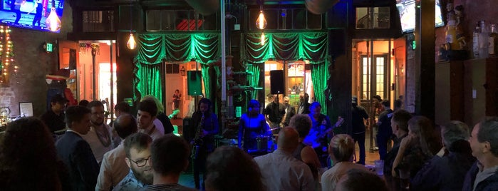 Jazz Parlor At Storyville is one of New Orleans.
