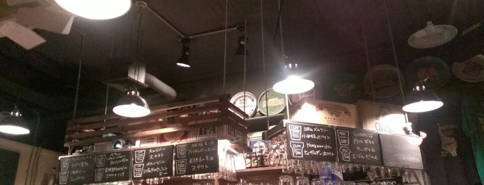 Qbrick is one of Craft Beer Osaka.