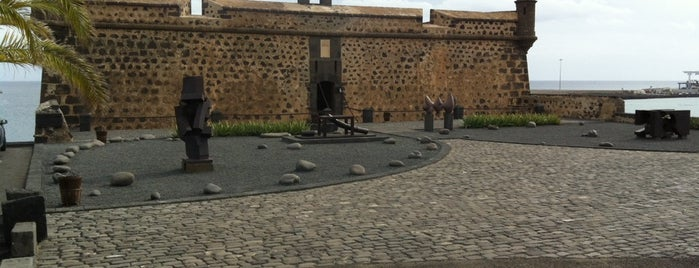 Castillo De San Jose is one of Lanzarote, Spain.