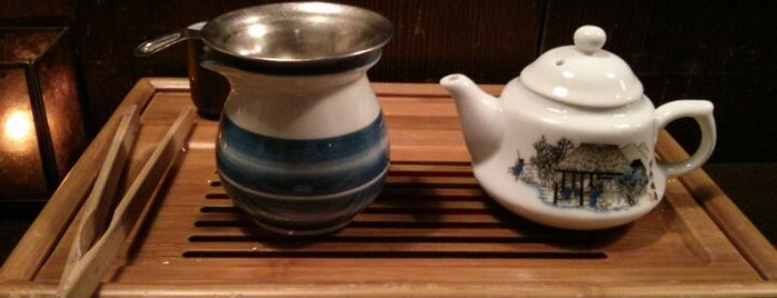 Cha-An Teahouse 茶菴 is one of New York.