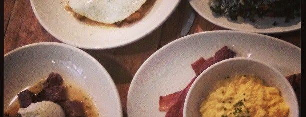 Northern Spy Food Co. is one of NYC 2014 top brunch spots.