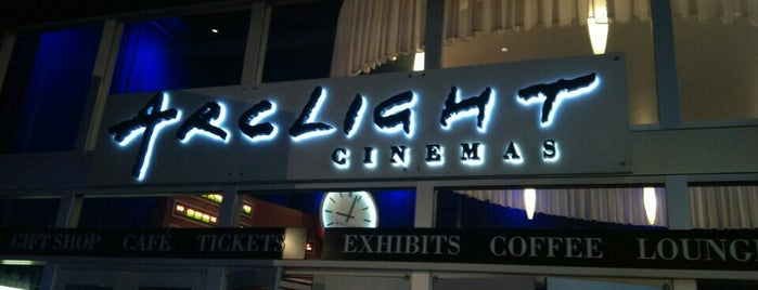 ArcLight Santa Monica is one of Lugares favoritos de Peggy.