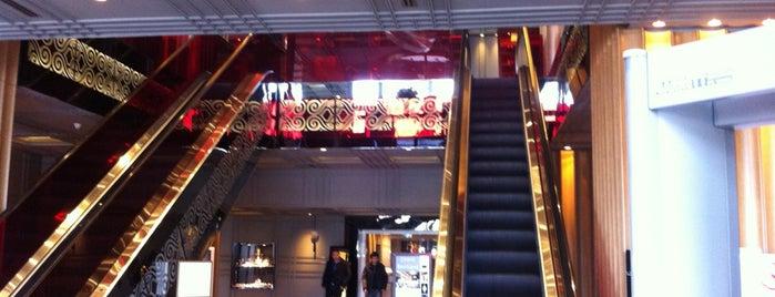 The Marmara Hotel - The Taksim Ballroom is one of Taksim Meydani.