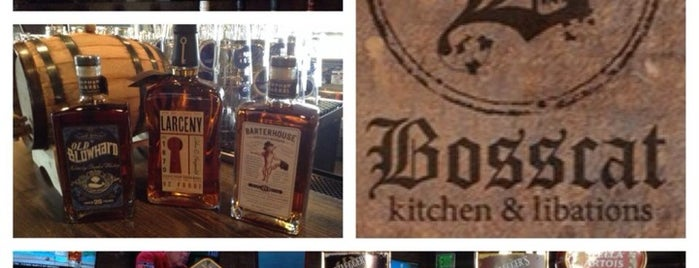 Bosscat Kitchen and Libations is one of Eat, drink & be merry.