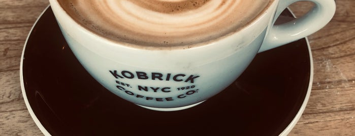 Kobrick Coffee Co. is one of Lieux qui ont plu à Zlata.