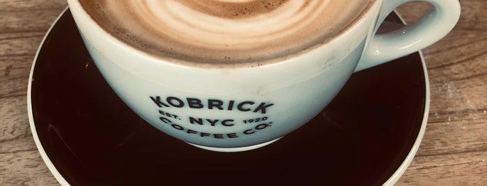Kobrick Coffee Co. is one of Posti che sono piaciuti a Zlata.