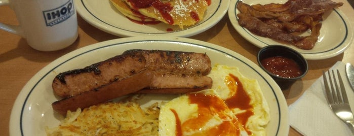 IHOP is one of Phillip's Liked Places.
