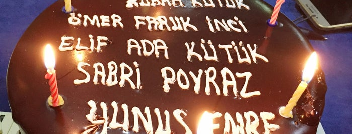 Cafe Rima is one of Lugares favoritos de Uğur.