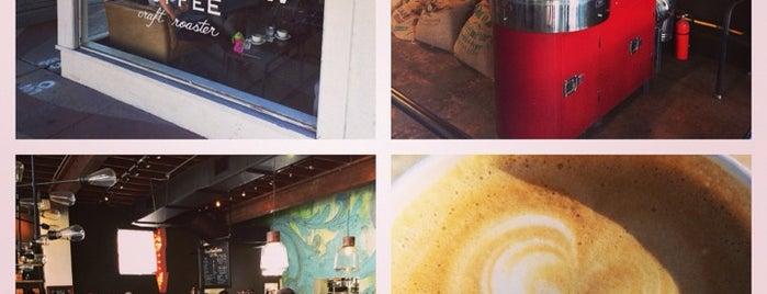 Buddy Brew Coffee is one of Orte, die Jordan gefallen.