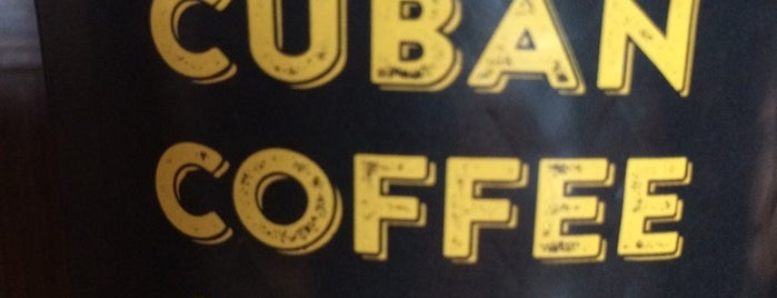 Cuban Coffee Queen is one of Orte, die Jordan gefallen.